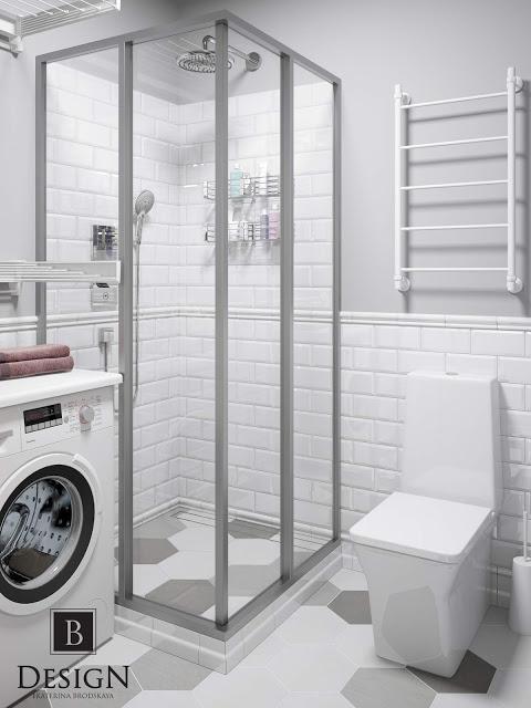 Дизайн ванной киев