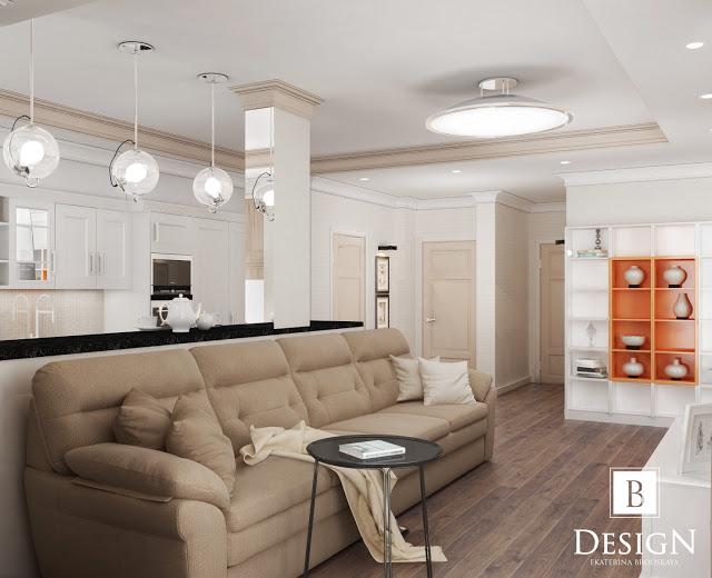 Правильное цветовое оформление дома: сочетания и советы