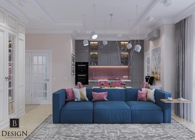 Дизайн гостиной комнаты : основные советы