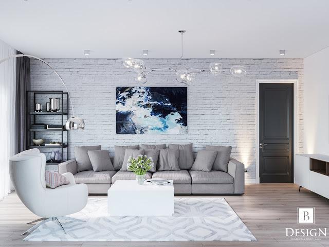 Дизайн интерьера гостинной киев