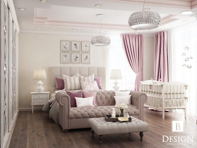 Цветовой дизайн помещения