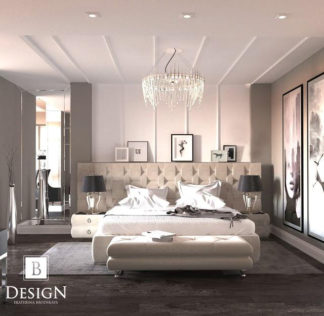 Дизайн спальни интерьер