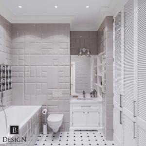 Ванная комната визуализация