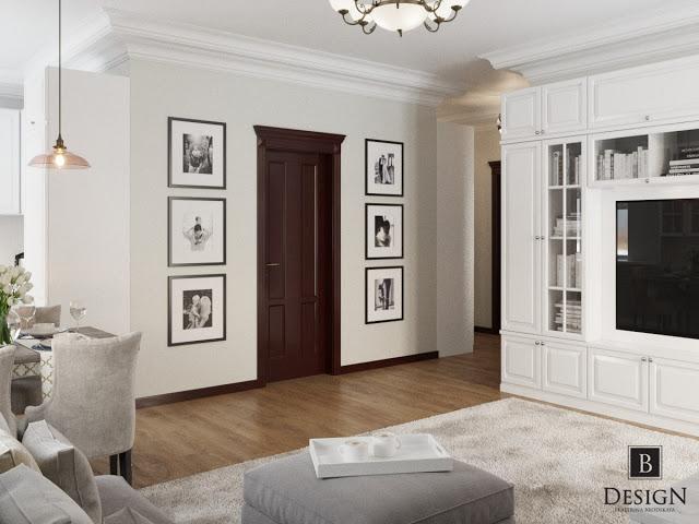 Квартира в стиле минимализм – не скучно