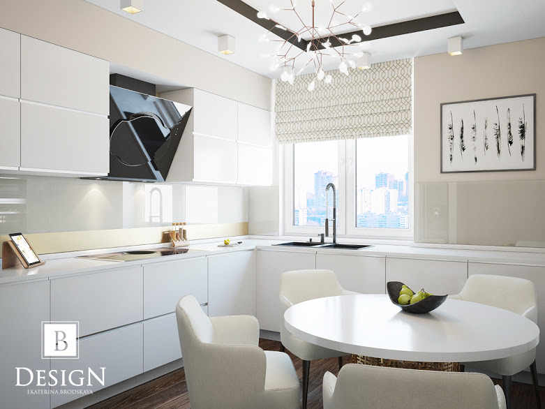 Интерьер вашей мечты: дизайн квартиры студии