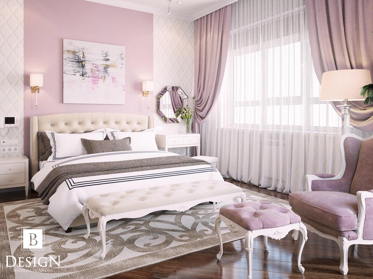 Обустраиваем интерьер спальни: дизайн и планировка