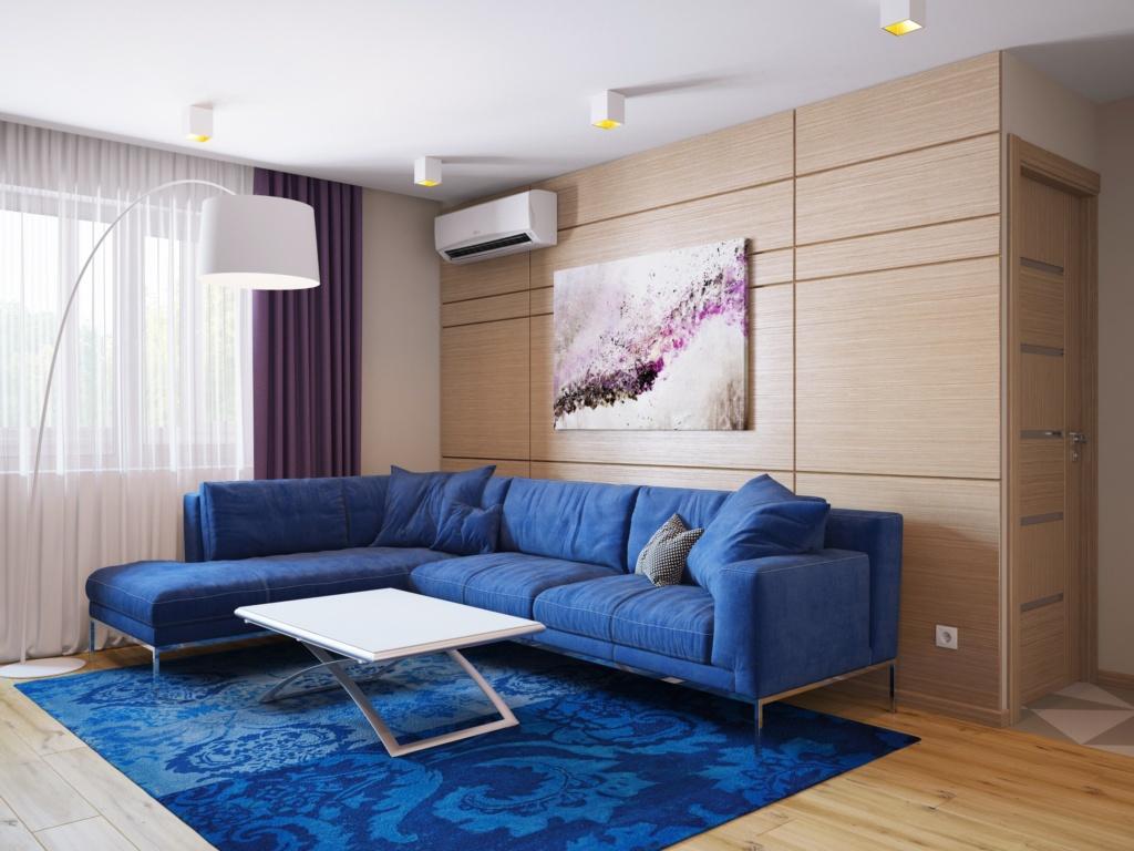 Заказать дизайн гостиной 6