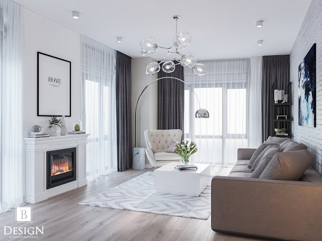 Комната отдыха дизайн интерьера