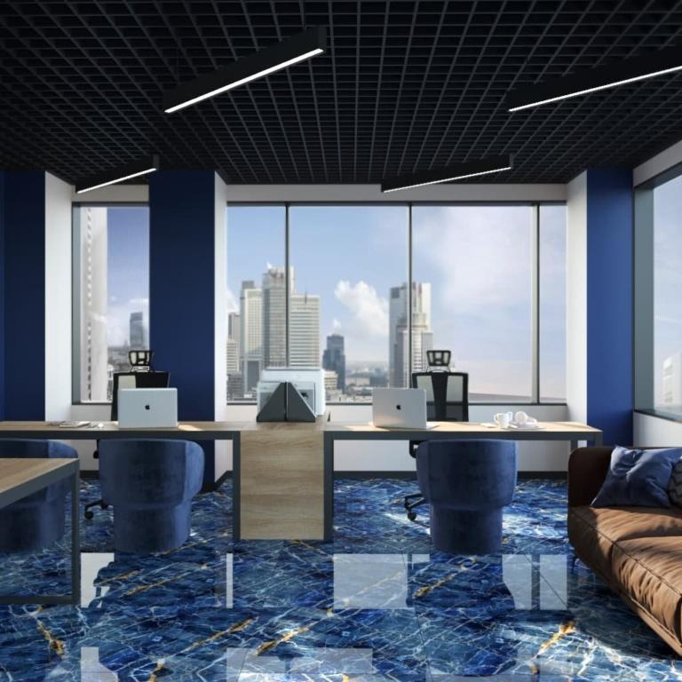 Офис IT компании 4